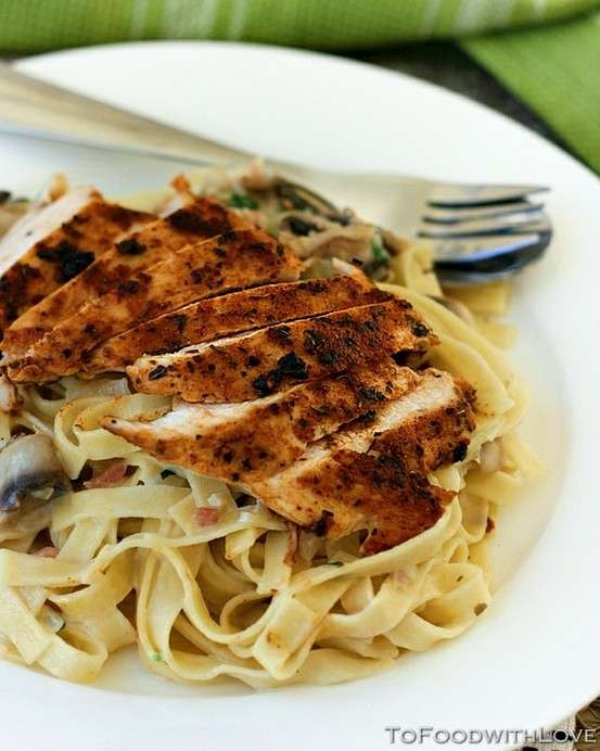 cajun chicken pasta | Recipes | Pinterest