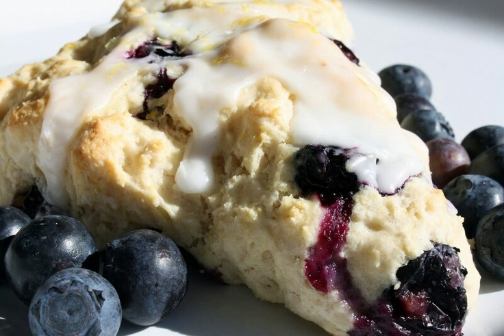 Blueberry Scone | Tasty Treats | Pinterest