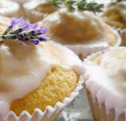 Pretty little lavender fairy cakes cupcakes recipe