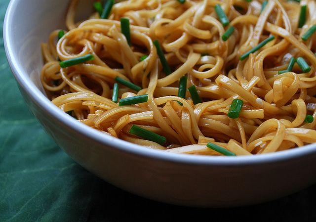 Sesame noodles | Food Food Food! | Pinterest