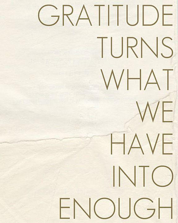 Gratitude Thanksgiving Quotes Inspirational. QuotesGram
