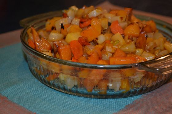 Honey Roasted Root Vegetables | Food | Pinterest