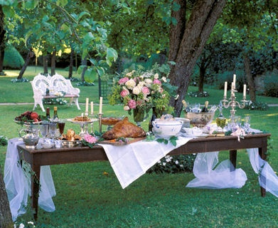 beautiful garden party set up it 39 s party time pinterest