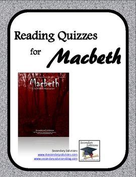 Macbeth Essay Topics
