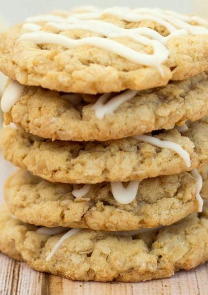 Almond Crunch Cookies | Recipe