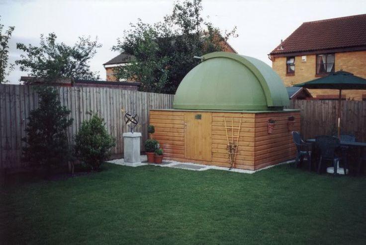 Backyard observatory google search