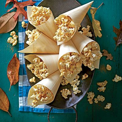 Sugar-and-Spice Caramel Popcorn | Old Bay seasoning is our secret ...