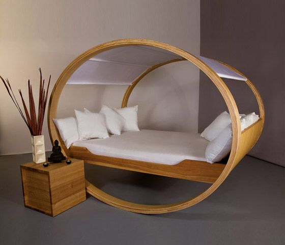 The world s coolest beds future home pinterest for Most amazing furniture design