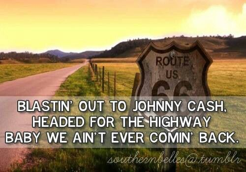 Country lyrics!