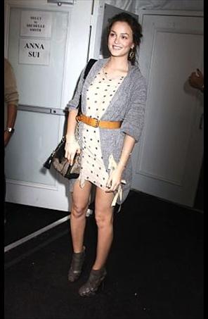 leighton | Fashion Inspiration: Leighton Meester | Pinterest