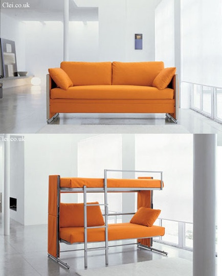 folding transforming expanding beds for small homes. Black Bedroom Furniture Sets. Home Design Ideas