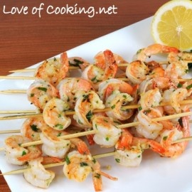 garlic and herb roasted shrimp | :-Good Eats-: | Pinterest