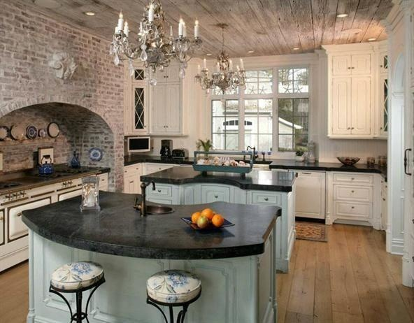 Beautiful Rustic Kitchen Kitchen Hardware