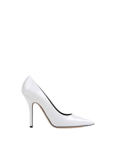 Shop now: Celine White Pump