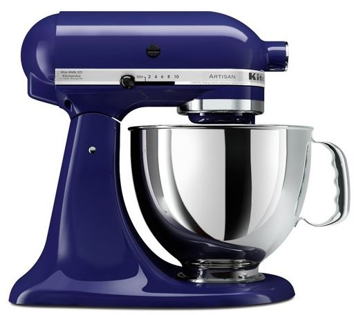KitchenAid Artisan Stand Mixer in 24 retro colors