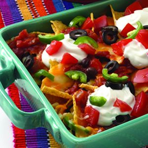 Fiesta Taco Casserole Recipes — Dishmaps