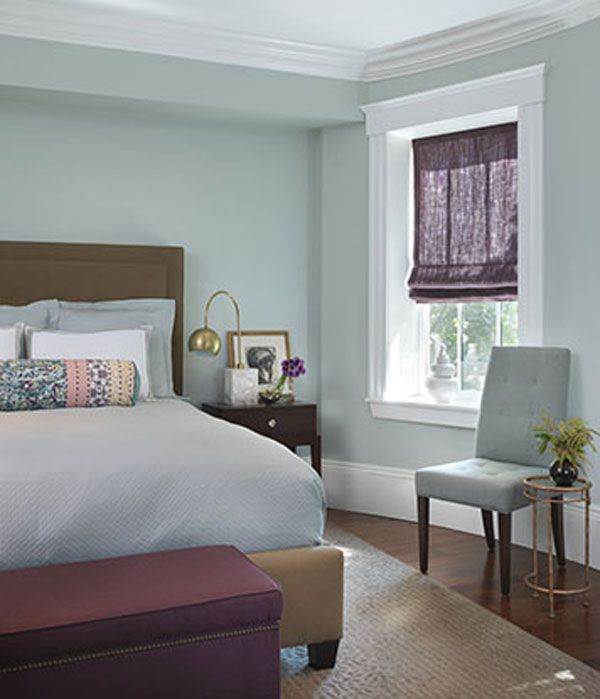 soothing wall color dwelling pinterest