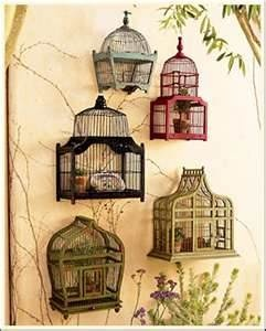 Decorative Bird Cages - nice variety..