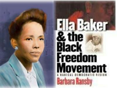 a summary of the life and works of ella baker Ella baker and the black freedom movement: this well-researched study of the life of ella barker will make a valuable contribution to the voluminous literature on the black freedom struggle in the the strength of ransby's work is in her detailed accounting of baker's political.