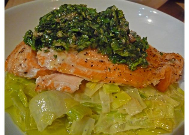 Salsa Verde Turkey Burger Recipe — Dishmaps