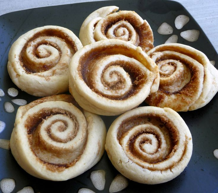 Cinnamon Roll Sugar Cookies | chef in training