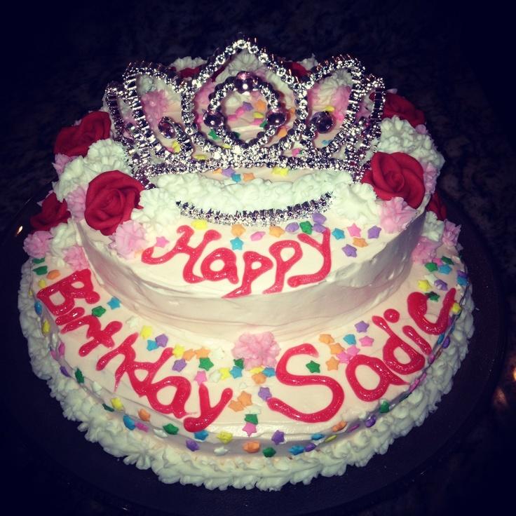 Homemade Princess Birthday Cake Ideas 25044 Princesses