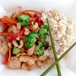 Cashew Chicken | DOGGGGYYYYY | Pinterest
