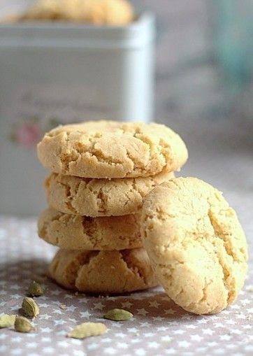 Oatmeal cookies with cardamom | Breads & Desserts | Pinterest