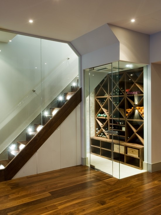 Nice Wine Cellar Space In Basement Sous Sol Pinterest