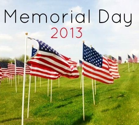 is memorial day on may 30