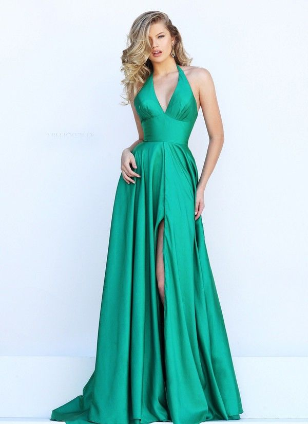Green Prom Dresses Green Cocktail Evening Formal