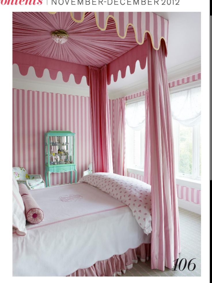 ... Pink Bedroom My Three Stooges Pinterest   Pink And Mint Green Bedroom .