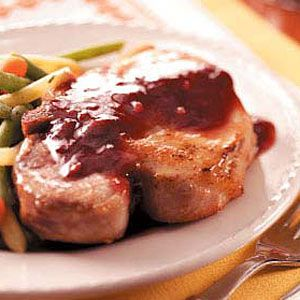 This is excellent- I also use this sauce over pork loin (grilled or ...