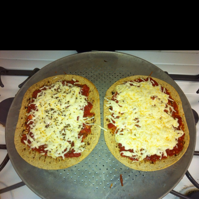 Lavash Flatbread Pizzas | Recipe