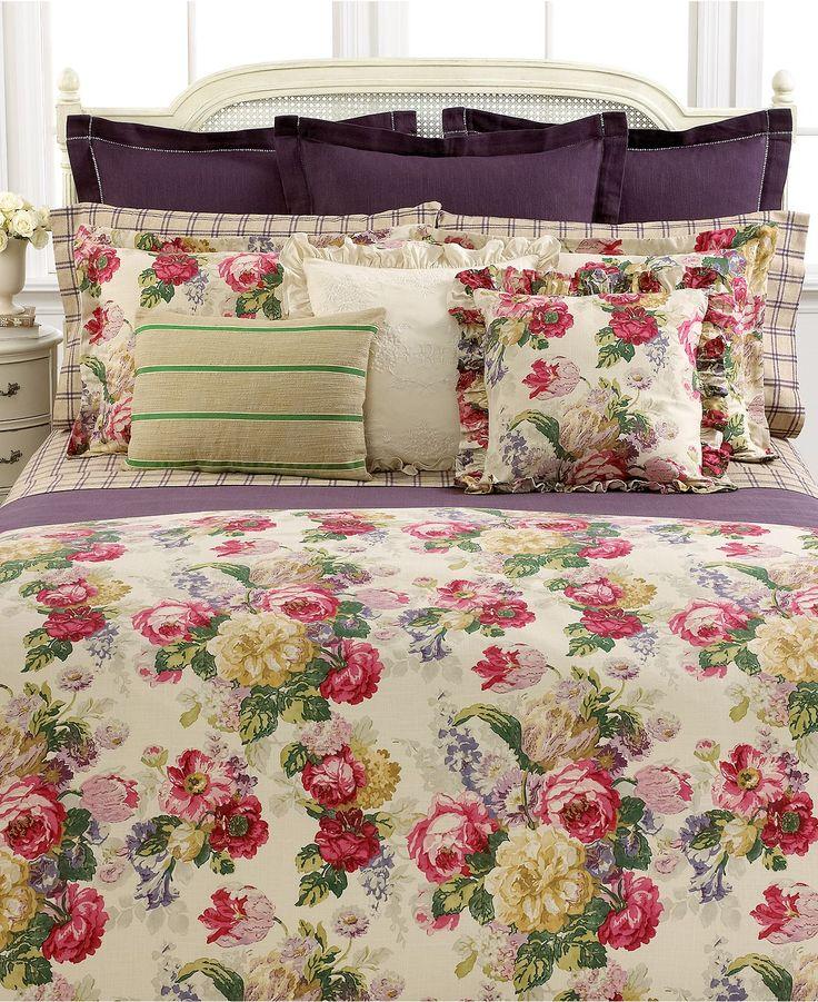 Lauren ralph lauren bedding surrey garden collection bedding