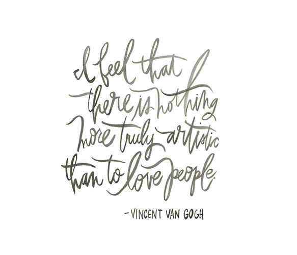 Timeless Quote by Vincent Van Gogh