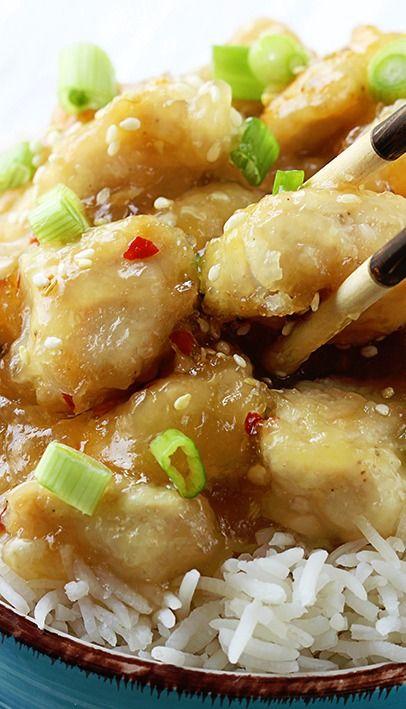 Chinese Honey Chicken Recipes — Dishmaps