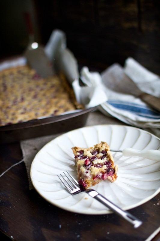 Blackberry-Almond Shortbread Squares Recipes — Dishmaps