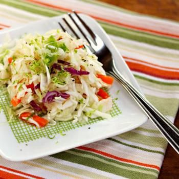 Quick and easy Asian pickled cole slaw | Favorite Recipes | Pinterest