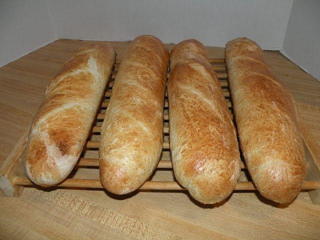 Homemade French Bread | Breads | Pinterest