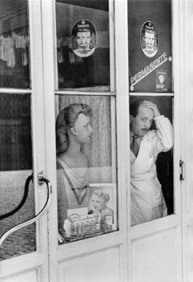 Henri Cartier Bresson - Rome, Italie, 1951.