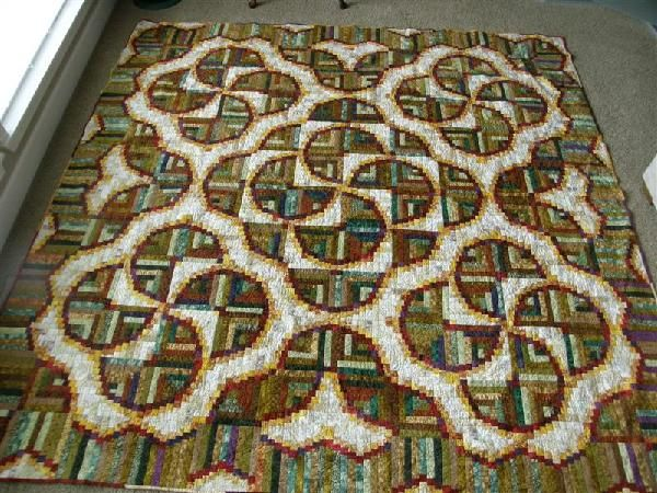 Log Cabin Layout Quilts To Make Patterns Pinterest