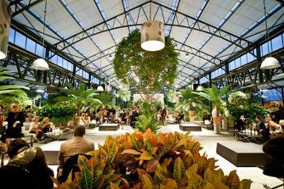Planterra conservatory best winter wedding venue in michigan