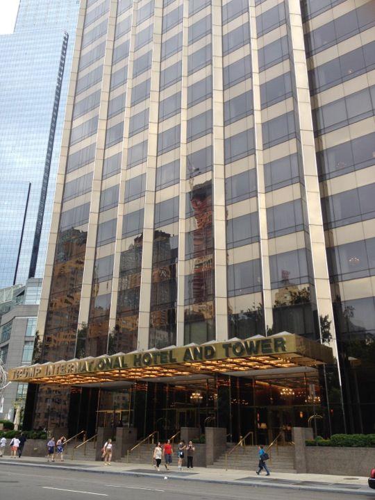 Trump Towers New York New York City Pinterest