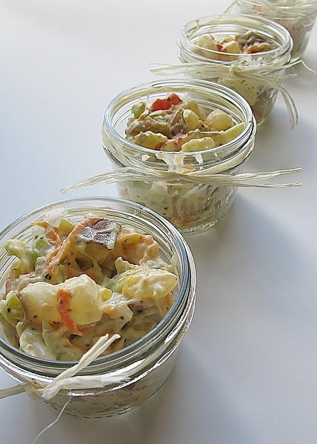 French Country Potato Salad | Potato Dishes | Pinterest