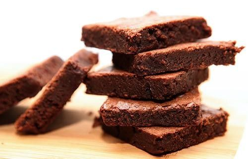Brownie Thins | Brownies and Squares | Pinterest