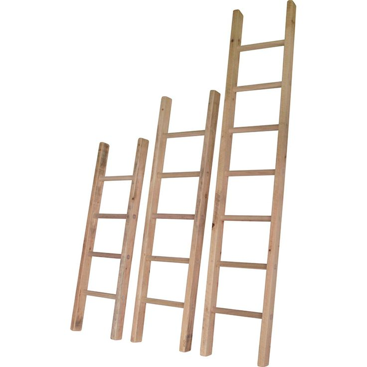 Decorative Ladders | Ladders | Pinterest