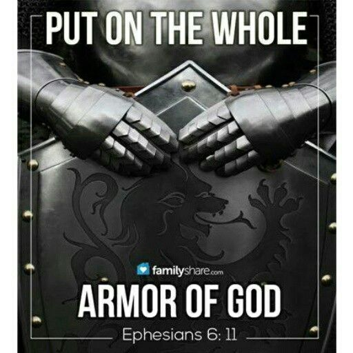 put on the whole armor of Are you putting on the full armor of god everyday here are 7 steps that you can take to ensure you are protected and ready to meet challenges you face head on.