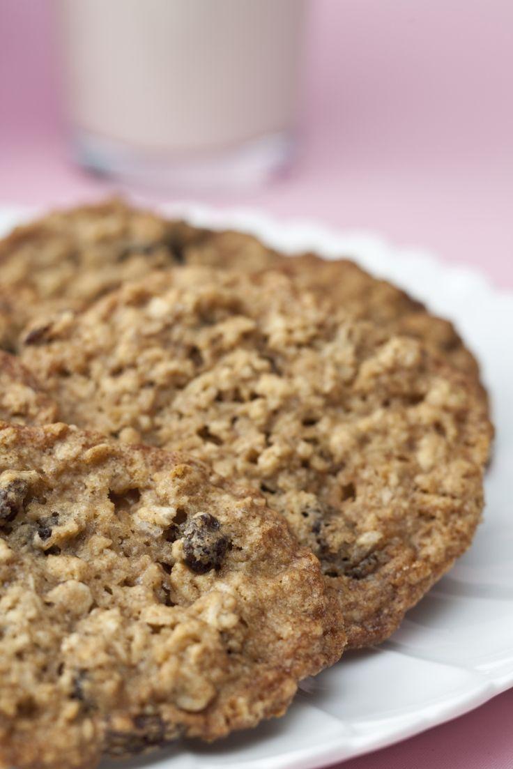 Gluten-Free Vegan Oatmeal Raisin Cookies. Everyone can enjoy these ...