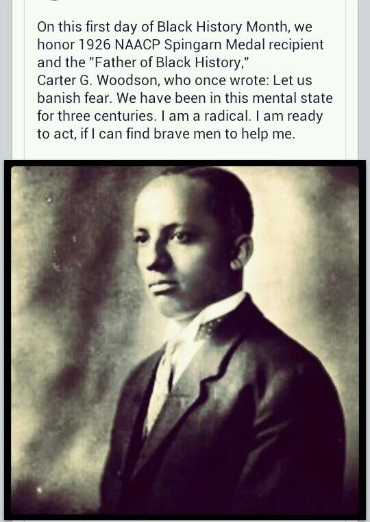carter g woodson Carter woodson created the february precursor to black history month in 1920s washington but the historic site he lived in fell into disrepair.